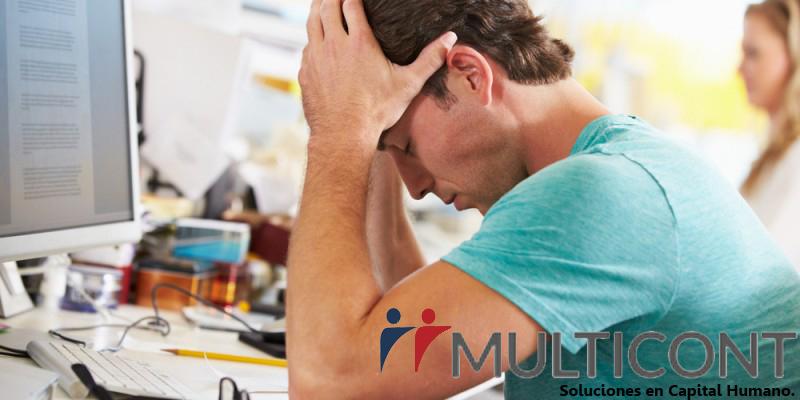 ¿Qué es el síndromeBurnout?